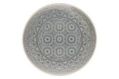 Столовая посуда Тарелка обеденная Easy Life Ambiente серая 26,5 см