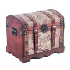 Емкости для хранения Сундук декоративный Мэдисон большой Fuzhou rirong 38х25х31 см