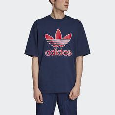 Футболка TREFOIL TEE adidas Originals