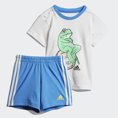Комплект: футболка и шорты Animal adidas Performance