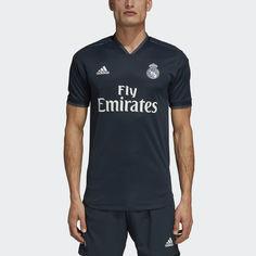 Гостевая игровая футболка Реал Мадрид adidas Performance