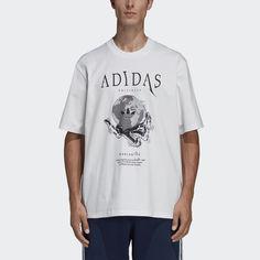 Футболка Planetoid adidas Originals