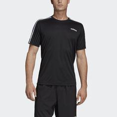 Футболка Adidas D2M Tee 3S