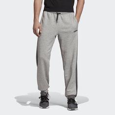 Флисовые брюки-джоггеры Essentials 3-Stripes adidas Essentials