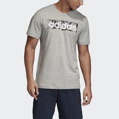 Футболка E LIN AOP BOX T adidas Essentials