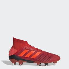 Футбольные бутсы Predator 19.1 SG adidas Performance