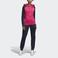 Спортивный костюм WTS Lin FT Hood adidas Essentials