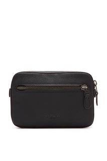 Черная поясная сумка Metropolitan Coach