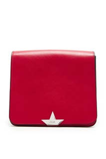 Маленькая красная сумка Melisa Ash