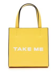 Желтая сумка Sally Ash