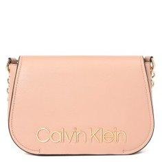 Сумка CALVIN KLEIN K60K605374 бежево-розовый