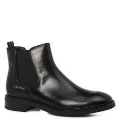 Ботинки CALVIN KLEIN FRANCA черный