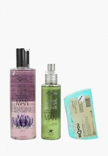 Набор подарочный Bio2you гель для душа, спрей после бритья, мыло
