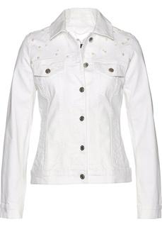 Джинсовые куртки Куртка джинсовая Bonprix