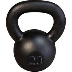 Гиря Body Solid 9,1 кг (20lb) классическая KB20