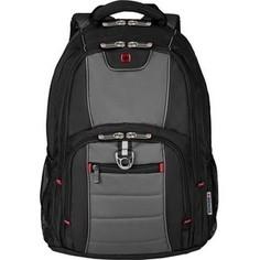 Рюкзак Wenger 16 черный/серый 600633
