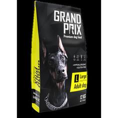 Сухой корм Grand Prix Large Adult Dog Hypoallergenic Gluten Free гипоаллергенный, без глютена с курицей для собак крупных пород 12кг