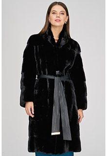 Шуба из аукционного меха норки NAFA Nevris Furs