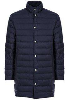 Удлиненная стеганая куртка Al Franco