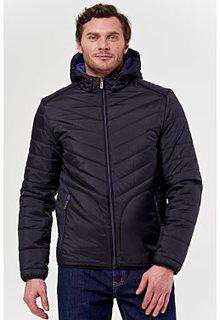 Утепленная куртка с капюшоном Jorg Weber