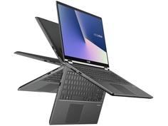 Ноутбук ASUS Zenbook UX562FD-EZ068R Grey 90NB0JS1-M01100 (Intel Core i5-8265U 1.6 GHz/12288Mb/256Gb SSD/No ODD/nVidia GeForce GTX 1050 MAX-Q 2048Mb/Wi-Fi/Bluetooth/Cam/15.6/1920x1080/Windows 10 64-bit)
