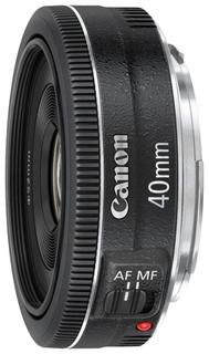 Объектив Canon EF 40 mm F/2.8 STM