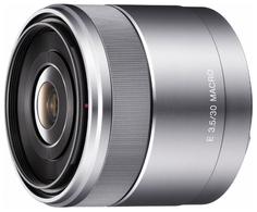 Объектив Sony SEL-30M35 30 mm F/3.5 Macro for NEX