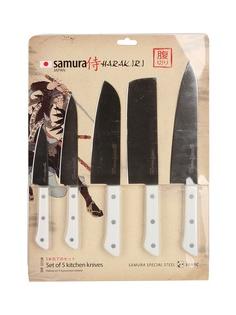 Набор ножей Samura Harakiri SHR-0250W