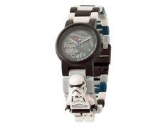 Часы Lego Star Wars Stormtrooper 8021025