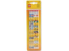 Набор карандашей Lego 6шт 51140