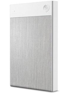 Жесткий диск 2Tb - Seagate Backup Plus Ultra Touch USB-C - USB 3.0 White STHH2000402