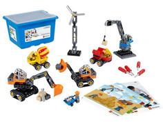Конструктор LEGO Education PreSchool DUPLO Строительные машины 45002