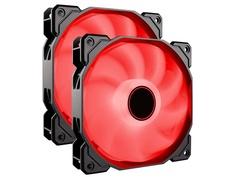 Вентилятор Corsair AF140 LED Red Dual Pack CO-9050089-WW