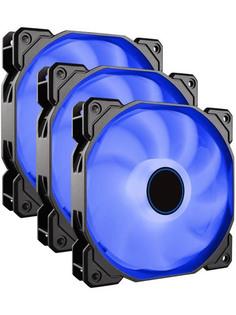 Вентилятор Corsair AF120 LED Blue Triple Pack CO-9050084-WW