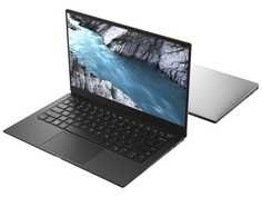 Ноутбук Dell XPS 13 Silver 9380-3984 (Intel Core i7-8565U 1.8 GHz/8192Mb/256Gb SSD/Intel HD Graphics/Wi-Fi/Bluetooth/Cam/13.3/3840x2160/Windows 10 Home 64-bit)