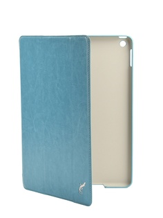 Аксессуар Чехол G-Case для APPLE iPad 9.7 2017 / 2018 Slim Premium Light Blue GG-1098