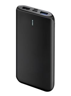 Аккумулятор Ginzzu Power Bank 10000mAh Black GB-3912B
