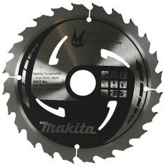 Диск Makita M-force B-31273 пильный по дереву 190x30mm 24 зуба