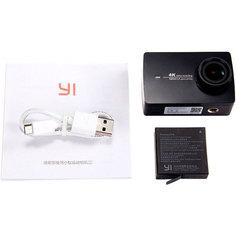 Экшн-камера Xiaomi Yi 4K Black