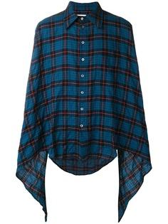 Faith Connexion рубашка в клетку
