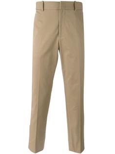 Gucci классические брюки чинос