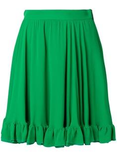 MSGM юбка с оборками