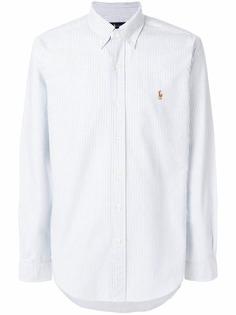Polo Ralph Lauren рубашка в тонкую полоску