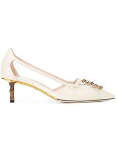 Gucci туфли-лодочки Unio