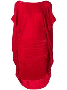 Paula Knorr платье миди со сборками