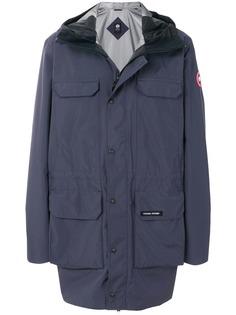 Canada Goose водоотталкивающая куртка с капюшоном
