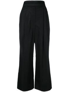 Alexander Wang укороченные брюки
