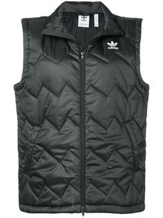 Adidas дутый жилет