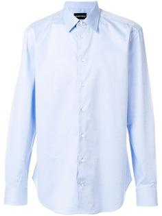 Emporio Armani классическая рубашка с воротником