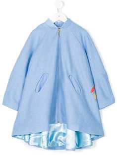 Raspberry Plum пальто с рисунком Dixie